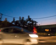 Colour and motion (clarke_ag) Tags: travel india chandigarh 2014 travellight