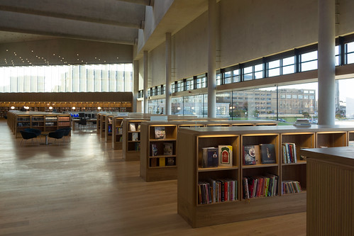 New Public Library In Dun Laoghaire, Officially Called DLR Lexicon Opened To The Public Today And It Is Worth Visiting Ref-100537