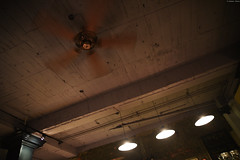 公館・巴黎米咖啡 | Cafe 8mm・Gongguan Taipei (Iyhon Chiu) Tags: coffee café taiwan coffeeshop ceiling d750 taipei coffeehouse 台北 カフェ gongguan コーヒー 公館 天井 ceilingfans 天花板 吊扇 シーリングファン cafe8mm
