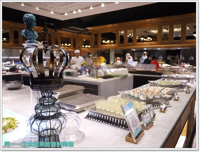捷運世貿台北101美食饗食天堂吃到飽buffet海鮮螃蟹image012