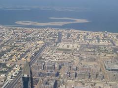 Kilts a Burj Khalifbl a Vilg-szigetek fel (sandorson) Tags: travel dubai uae unitedarabemirates  duba   dubaj    sandorson dubi egyesltarabemrsgek
