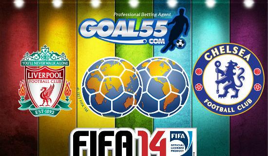 Prediksi Skor Liverpool vs Chelsea 21 Januari 2015