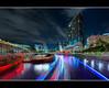 Christmas by the river 2014 (HakWee) Tags: singapore fireworks clarkequay singaporeriver centralmall