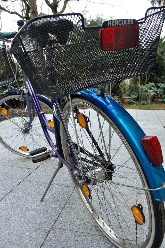hercules bikes germany
