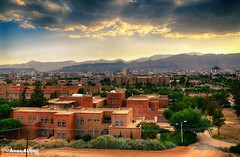 Sana'a University (  ) Tags: boy portrait canon landscape yemen sanaa taiz         canon6d  buildings insanaa oldsanaa beautifulview