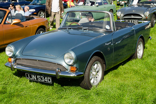 Sunbeam Tiger Series 1  (1966)