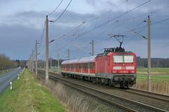 P1830188 (Lumixfan68) Tags: eisenbahn db bahn lew deutsche 143 regio hennigsdorf zge loks baureihe elektroloks