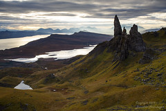Old Man of Storr (HelBen85) Tags: old travel man skye canon point scotland view mark iii 5d isle 1740 reise schottland storr resie