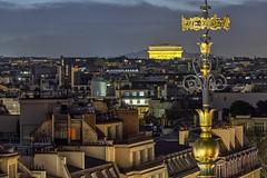 Paris, Arc de Triomphe (Didier Ensarguex) Tags: paris 75 arcdetriomphe