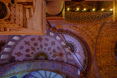 Blue Mosque, Istanbul (mckev91) Tags: blue architecture turkey istanbul mosque