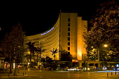 The Westin Camino Real, Guatemala City, Guatemala, Central America (Lago Tanganyika) Tags: city vacation urban building hotel downtown realestate guatemala room highrise metropolis suite centralamerica guatemalacity fivestarhotel commericalproperty conventioncomples thewestincaminoreal