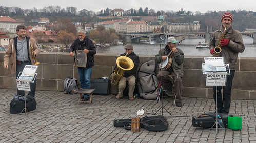 Bridge band