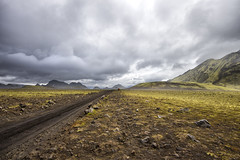 The road to nowhere.... (icelandicphoto) Tags: road travel nature landscape photography iceland highlands absolutelystunningscapes icelandicphoto