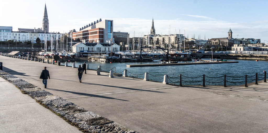 New Public Library In Dun Laoghaire, Officially Called DLR Lexicon Opened To The Public Today And It Is Worth Visiting Ref-100597