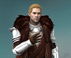 The Commander (A-lir-a) Tags: li render cullen xps keyshot dragonage xnalara dragonageinquisition