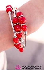 Sunset Sightings Red Bracelet K2 P9712-5