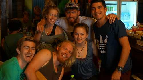 The Chiang Mai crew