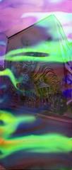 Mr Zero - Destroyed (4foot2) Tags: street urban streetart film 35mm soup graffiti brighton paint colours vivid can panoramic spray 35mmfilm swinglens analogue graff boiled destroyed horizont spraycan expiredfilm silicagel 2014 russiancamera filmphotography oldfilm vividcolours printfilm outofdatefilm mrzero russianlens trafalgarlane householdcleaner brightongraffiti brightonstreetart brightongraff filmsoup filmdestruction 4foot2 4foot2flickr 4foot2photostream fourfoottwo mrzerograffiti mrzerostreetart