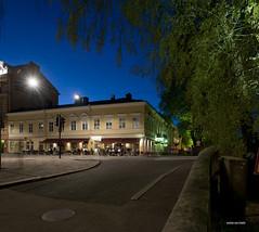 Turku__DSC8250.1 (vesa_aaltonen) Tags: beautiful night suomi finland river cityscape silent turku aura maisema urbanlandscape aurajoki kaunis rauhallinen kaupunkimaisema