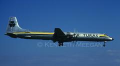 EI-BRP (Ken Meegan) Tags: dublin cargo 35 cl44 aerturas eibrp canadaircl44d8 cl44d8 881986 canadaircl44d48