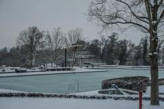 Vereist / Iced (chrisar676) Tags: winter pool germany deutschland europa europe hessen sony swimmingpool baths gelnhausen hesse schwimmbad freibad openairpool dxofilmpack analoglook sonydscrx100m3