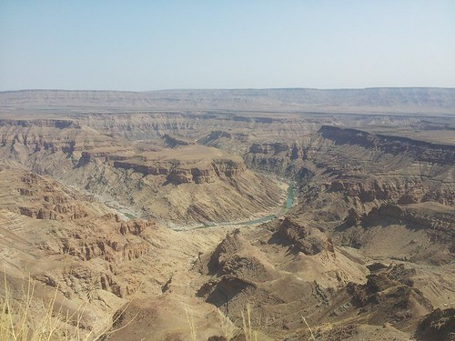 Fish River Canyon, Namibie