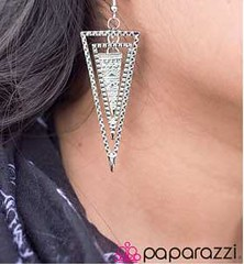 5th Avenue Silver Earrings K2 P5220-5