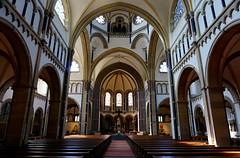Koblenz church interior