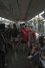 Improv Everywhere No Pants Subway Ride 2015 (FreeVerse Photography) Tags: newyorkcity centralpark ie ctrain improveverywhere 2015 nopantssubwayride npsr