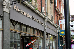 Alexander Furnishings (Canadian Pacific) Tags: england london english shop store unitedkingdom britain sewing great machine british 51 alexander supplies w1 furnishings supply 61 semster wigmorestreet aimg0514 alexanderfurnishings