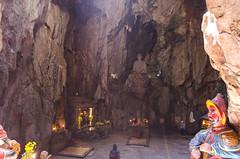 Marble Mountain Cave (hmak0) Tags: travel travels nikon asia tokina vietnam explore danang 1116mm d5100