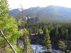 BanffNatlPk163 (alicia.garbelman) Tags: canada waterfalls alberta rockymountains bowriver bowfalls banffnationalpark