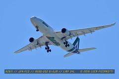 EI-EJM (luca.fizzarotti) Tags: airport aviation flight airbus a330 alitalia fco planespotter planespotters avgeek lirf