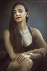 Eirini (Eric Langley) Tags: atlanta portrait beautiful beauty portraits atl beautifulwoman redlipstick brunette beautifulgirl atlantaphotographer atlantaphotography