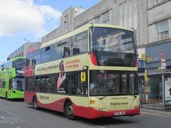 Brighton & Hove 716 YP09HWC 'Charles Cutress' Western Rd, Brighton (1280x960) (dearingbuspix) Tags: brightonhove 716 goahead yp09hwc charlescutress