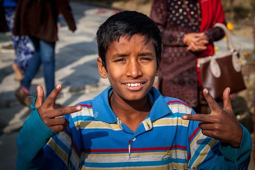 Nepal. Styczeń 2016