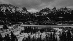 canmore (DKG Images) Tags: life light bw white canada black calgary love canon fun lite photo joy damien explore alberta try bnw goodyear dkg alittle explored 60d