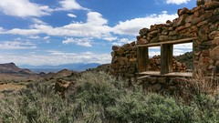 Reveille, Nevada (joeqc) Tags: county sky abandoned clouds canon nevada nye ruin nv forgotten 6d oncewashome