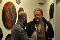 M5134163 (pierino sacchi) Tags: mostra pavia scultura porro onoff pittura inaugurazione comune broletto miamadre paolomazzarello sistemamusealeateneo