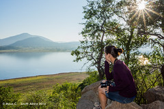 Relaxing view (ChrMous) Tags: winter lake landscape southafrica meer view uitzicht landschap 2016 minoltaaf20mmf28 pilanesbergnp sonyslta77 sonyflashf60m
