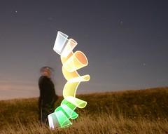 DSC_0065_1 (brochet7) Tags: lightpainting chamrousse grenowalk