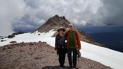 Lassen Peak in Lassen Volcanic NP
