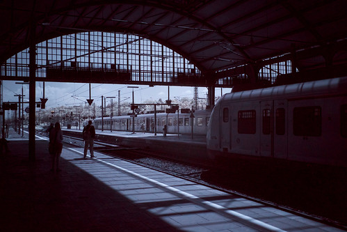 Wiesbaden Station Infrared