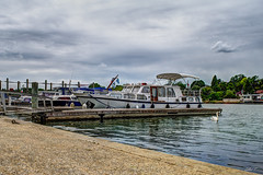 Saint-Mamms - HDR (gilles_t75) Tags: d5300 france gillest hdr nikkor1855mmf3556 nikon bracketing exposurefusion highdynamicrange photohdr photomatix tonemapping saintmamms seineetmarne77 ledefrance seine fleuve bateau plaisance port quai amarrage plaisancier