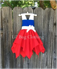 4th Of July (Lil' Bug Clothing) Tags: dress 4th july handkerchief of