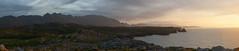 Sunset coast (Chin Chinau) Tags: llanes nueva cuera atardecer sunset montaa asturias mar cantabrico