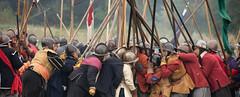 Teamwork (oxfordwight) Tags: ecw civil war english reenactment sealedknot sealed knot