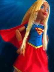 Supergirl (Dank DC) Tags: dc super hero girls mattel doll kara zor el supergirl