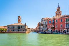 Murano Island, Venice (Frank Lammel) Tags: 2016 cityscape colorful italy lidodijesolo murano ships street summer urlaub venedig venice water