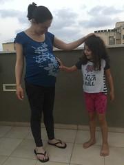 Noa waiting for sigal's birth (Dan_lazar) Tags: noa lazar sigal mother ramat gan israel